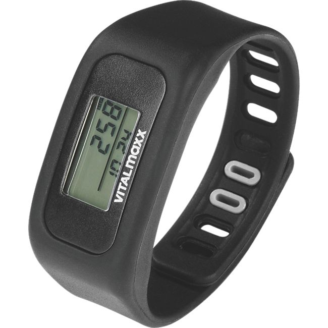 VITALmaxx Fitness-Armband 3V schwarz - Bild 1