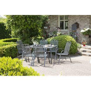 Greemotion Gartentischgruppe Toulouse I, 7 tlg. - Bild 1