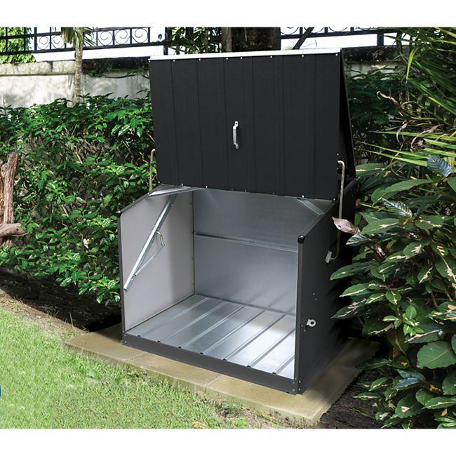 Trimetals Stowaway Aufbewahrungsbox inkl. Metallboden - Bild 1