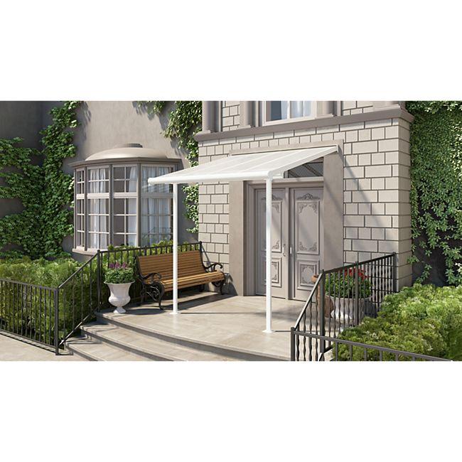 Aluminium Terrassenüberdachung Sierra W 2,3 x 2,3 - Bild 1