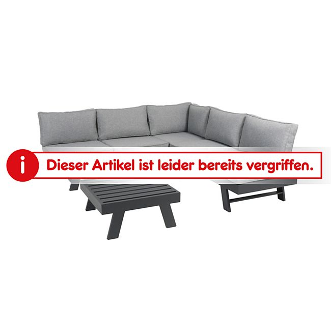 greemotion lounge set panama online kaufen netto. Black Bedroom Furniture Sets. Home Design Ideas