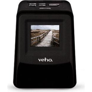 VEHO Smartfix Dia und Negative Scanner mit Bildschirm 14 Megapixel transportabel Akku Windows Mac - Bild 1
