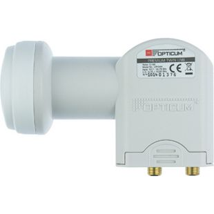 Opticum Twin LNB LTP-04H - Bild 1