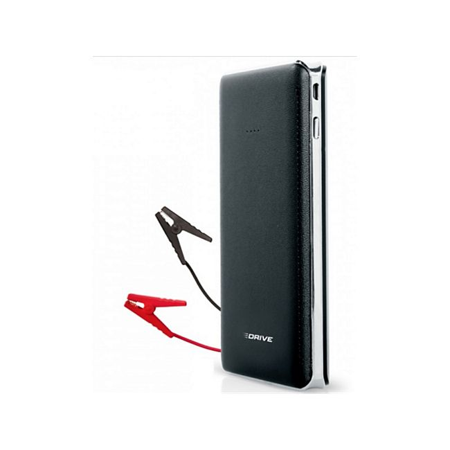 GoClever Power Pack Powerbank 8000mAh Akkupack mit KFZ Starthilfefukntion Starterhilfe Starterkabel - Bild 1