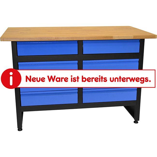 Güde GW 8S Werkbank - Bild 1