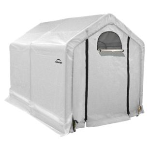 ShelterLogic© 70600 Gewächshaus - Set mit 2 Regalen - Bild 1