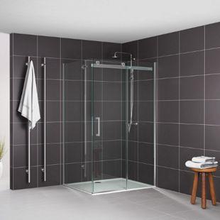 Home Deluxe Maeva Duschabtrennung 90 x 120 x 190 cm - Bild 1