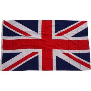 XXL Flagge Grossbritanien 250 x 150 cm Fahne mit 3 Ösen 100g/m² Stoffgewicht - Bild 1