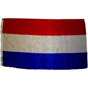 XXL Flagge Holland 250 x 150 cm Fahne mit 3 Ösen 100g/m² Stoffgewicht - Bild 1