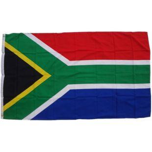 XXL Flagge Südafrika 250 x 150 cm Fahne mit 3 Ösen 100g/m² Stoffgewicht - Bild 1
