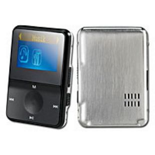 Pearl ''DMP-160.mini'' Mp3 Player + SanDisk 16GB MicroSD - Bild 1