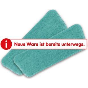 CLEANmaxx Ersatz-Wischtuch 2er-Set türkis für Spray-Mopp 600ml - Bild 1