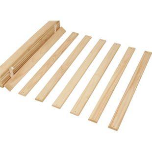Inter Link Rolllattenrost für  Einzelbett 90 cm breit - Bild 1