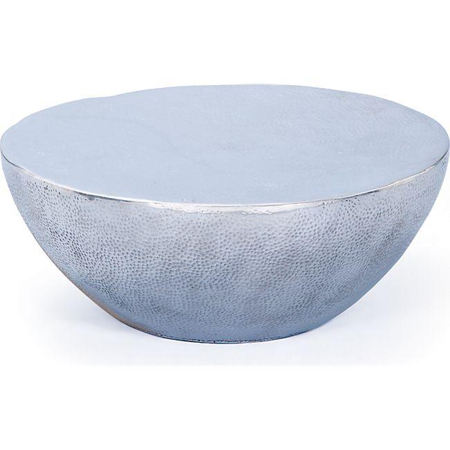 Inter Link Lounge Tisch Pelas Alu 70x70x30 - Bild 1