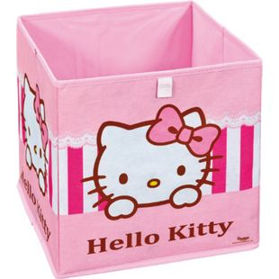 Inter Link Faltkiste Hello Kitty Sweat pink - Bild 1