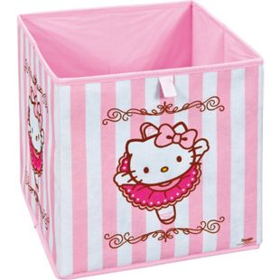 Inter Link Faltkiste Hello Kitty Ballerina - Bild 1