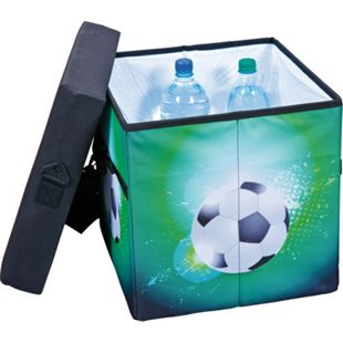 Inter Link Kühltasche - Faltkiste Fanbox I Fußball - Bild 1