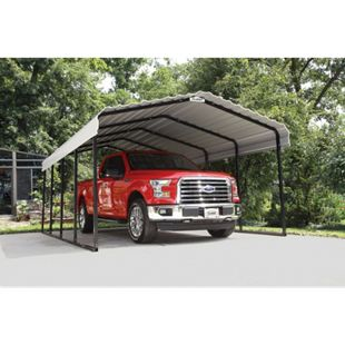 ShelterLogic Carport Neapel 370x610 cm - Bild 1
