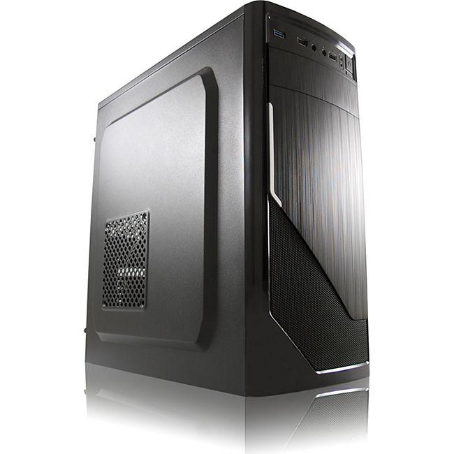 JOY-IT Desktop Intel Quad-Core i3-8100 - Bild 1