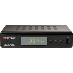Opticum Terra HD Receiver 265 Plus mit PVR - Bild 1