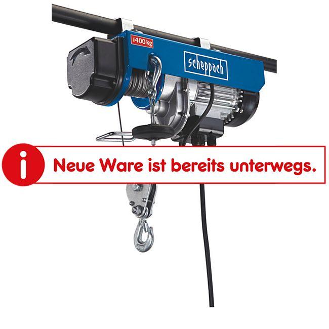 Scheppach HRS400 Elektrischer Seilzug - Bild 1