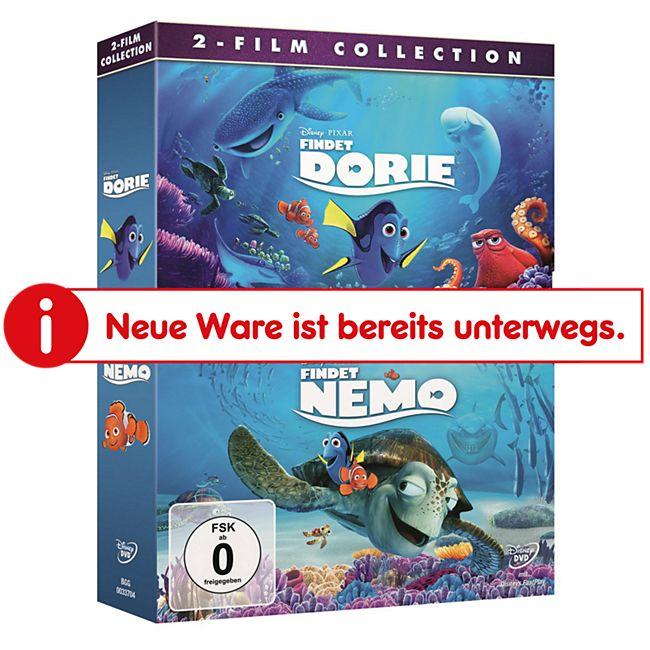 Findet Dorie & Findet Nemo DVD - Doppelpack - Bild 1