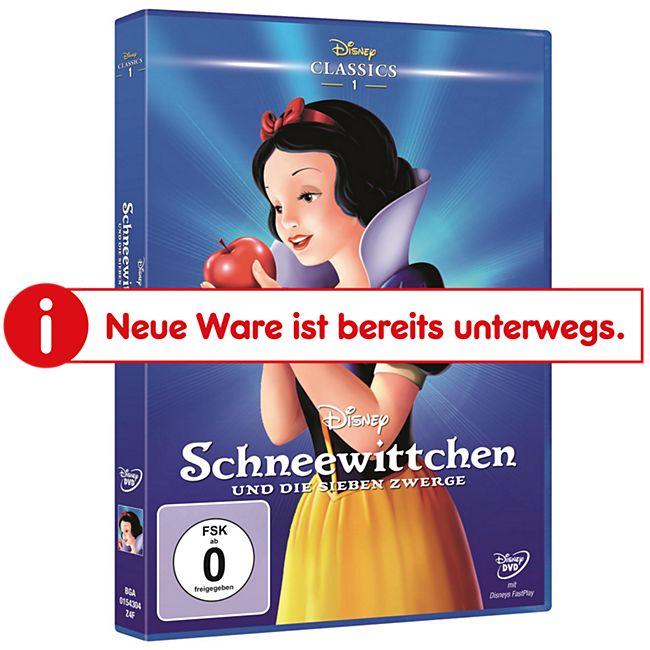 Walt Disney Schneewittchen und die sieben Zwerge DVD - Bild 1