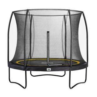 Salta Trampoline Comfort combo edition 183cm 6ft schwarz - Bild 1