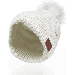 Sharon Music Beanie Bluetooth Kopfhörer-Mütze mit Zopfmuster - Bild 1