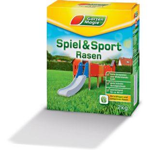 Garten Magie Spiel- & Sportrasen, 1 kg - Bild 1