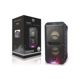 DARIO Kabelloser Bluetooth-Lautsprecher,  schwarz - Bild 1