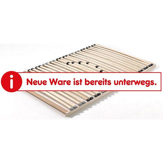 Vipack Lattenrost mit 26 Schichtholzfederleisten und Härteverstellung, 120 x 200 cm - Bild 1