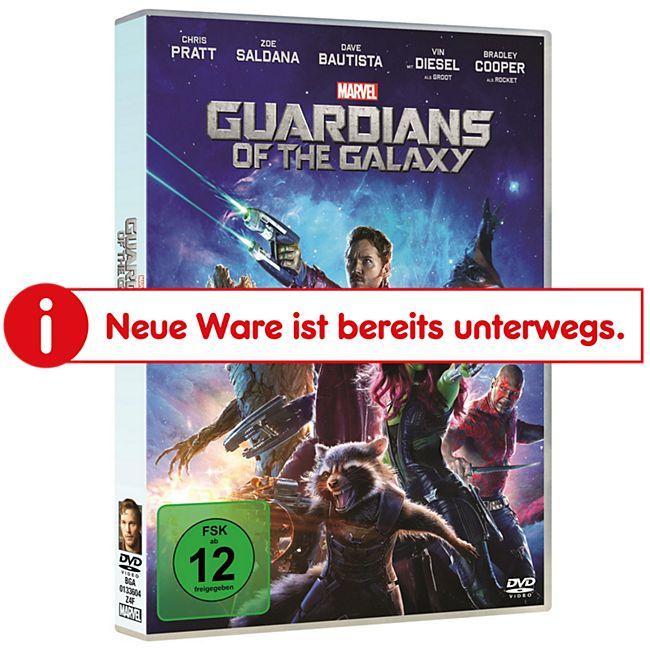 DVD - Guardians of the Galaxy - Bild 1