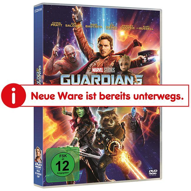 DVD - Guardians of the Galaxy Vol. 2 - Bild 1