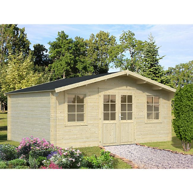 Palmako Klara 17,0 m² Gartenhaus - Bild 1
