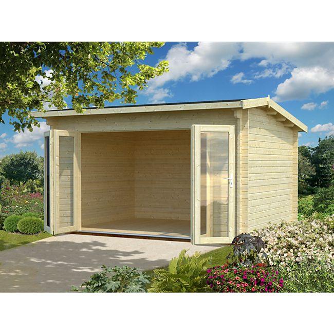 Palmako Ines 11,1 m² Gartenhaus - Bild 1