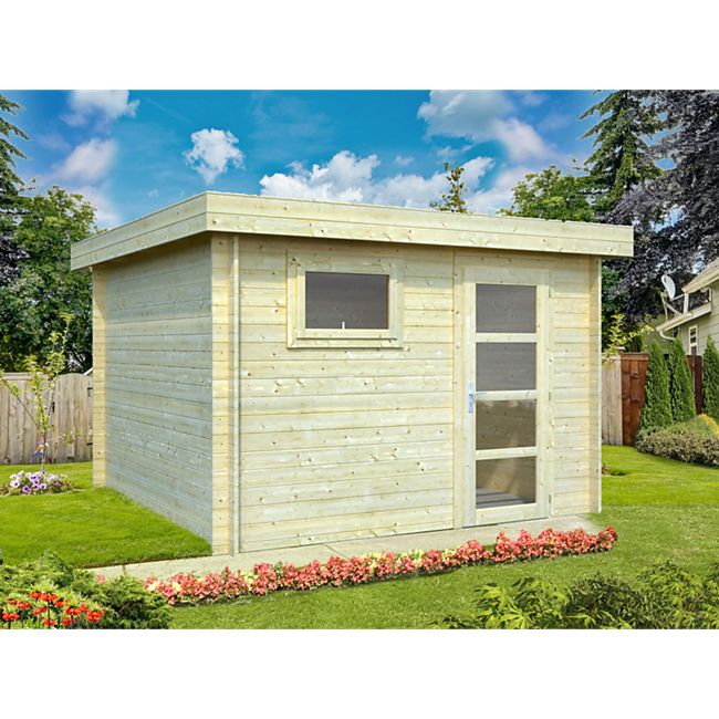 Palmako Elsa 8,7 m² Gartenhaus - Bild 1