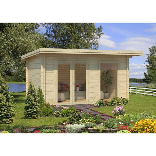 Palmako Heidi 11,7 m² Gartenhaus - Bild 1
