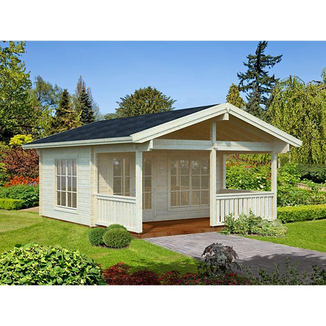 Palmako Agneta 18,8+12,5 m² Gartenhaus - Bild 1