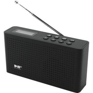 Soundmaster DAB150SW  UKW RDS Radio, schwarz - Bild 1