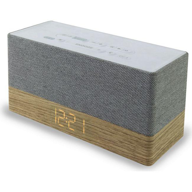 Soundmaster Uhrenradio UR620 mit Bluetooth® und USB Ladefunktion - Bild 1