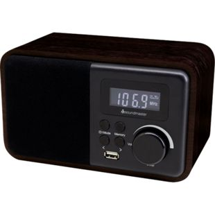 Soundmaster TR250 UKW PLL-Radio mit USB und Bluetooth - Bild 1