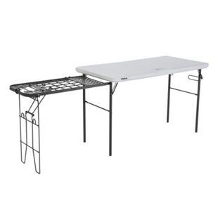 Lifetime BBQ-Kunststoff-Tisch - Bild 1