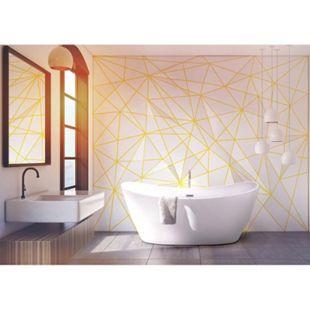 Home Deluxe Badewanne Ovalo Plus mit Whirlpoolfunktion, freistehend - Bild 1