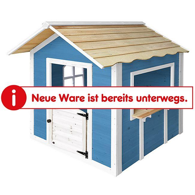 """Home Deluxe Spielhaus """"Der große Palast"""" blau, ohne Bank - Bild 1"""