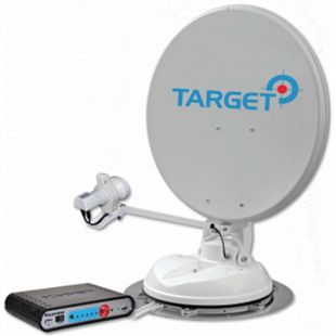 Maxview Target - Die vollelektronische Sat-Antenne 85 cm - TWIN-LNB - Bild 1