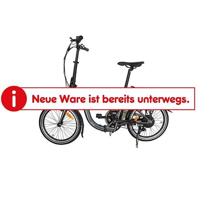 "Vecocraft Foldy 20"" E-bike grau-schwarz - Bild 1"