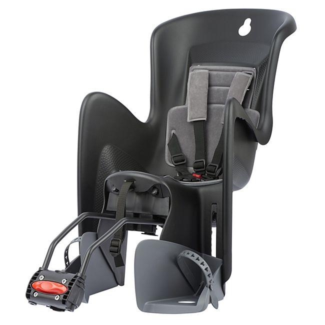 Kindersitz BILBY Maxi RS schwarz/grau - Bild 1