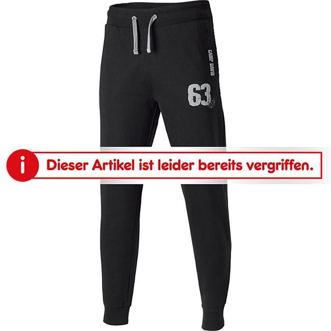camp david herren jogginghose schwarz gr m online kaufen. Black Bedroom Furniture Sets. Home Design Ideas