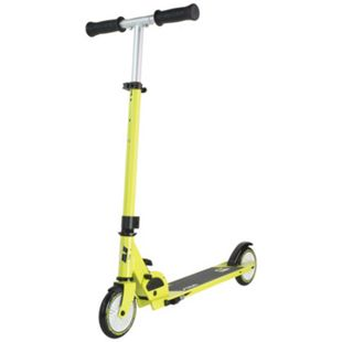 STIGA track 120-S Kick Scooter lime green - Bild 1